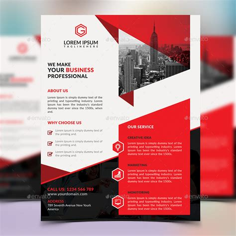 flyer design how to corporate flyer design by elite designer graphicriver