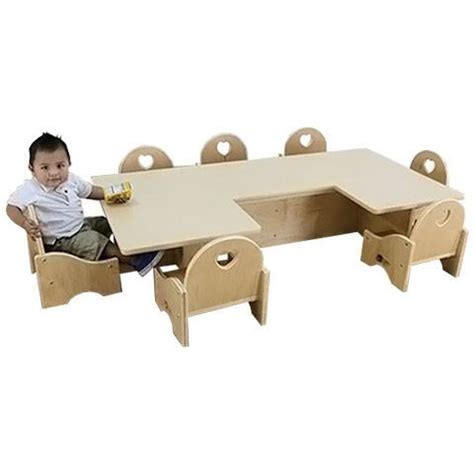 N E W P R O D U C T S Defoe Furniture 4 Kids Infant Feeding Table