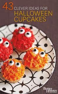 Cute Halloween Cupcake Decorating Ideas Wickedly Fun Halloween Cupcakes