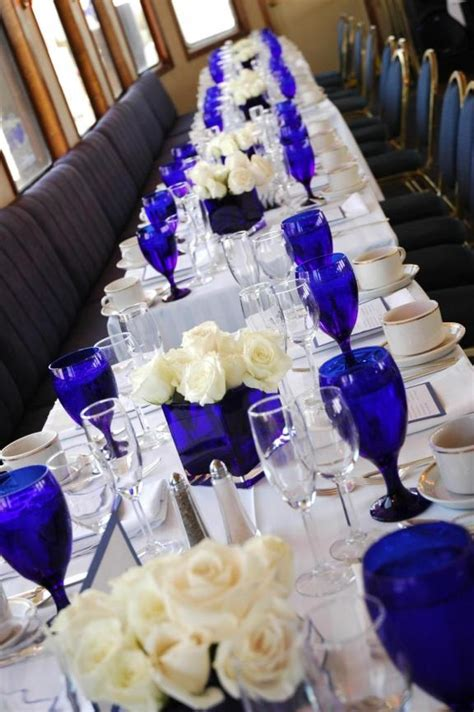 best 25 cobalt blue weddings ideas on pinterest summer