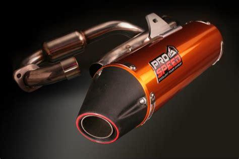 Knalpot Fmf Kualitas Terbaik For Honda Crf jual knalpot merk pro speed untuk crf 230