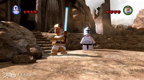 Bd Ps3 Lego Wars Iii 3 lego wars iii the clone wars xbox 360 3djuegos
