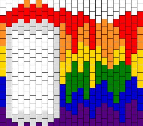 pattern password ipod touch meltinf rainbow ipod touch case bead pattern peyote bead