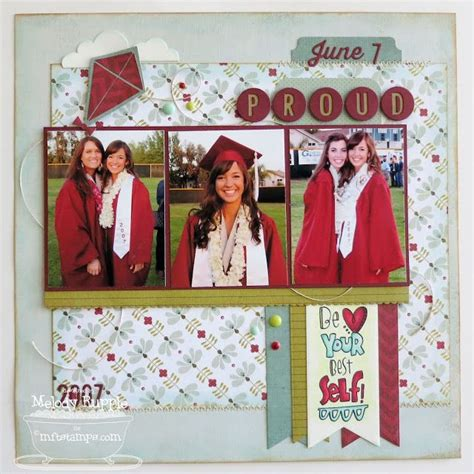 scrapbook layout graduation proud graduation layout scrapbook page layouts pinterest