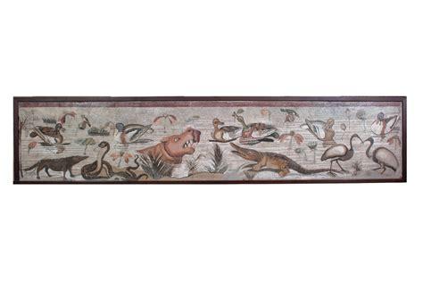 mosaico casa mosaici museo archeologico nazionale di napoli
