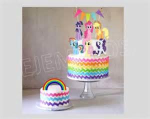 my pony cake decorations my pony cake etsy