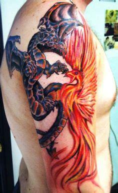 phoenix tattoo london dragon by joao bosco london uk dragon tattoos kayla