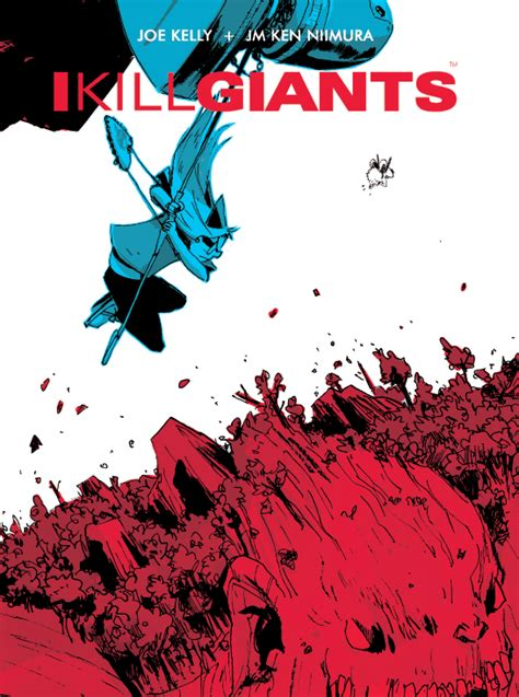 i kill giants fifth anniversary edition tp releases
