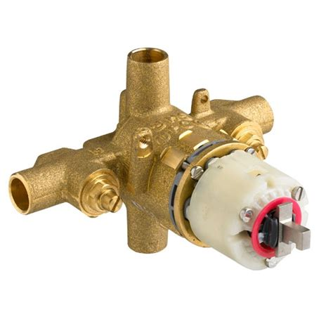 Pressure Balancing Valve For Shower by American Standard R127ss Pressure Balance Bath Shower