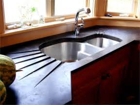 concrete countertop kitchen countertops homeportfolio