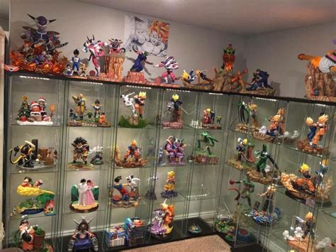 amazing dragon ball  display  images action