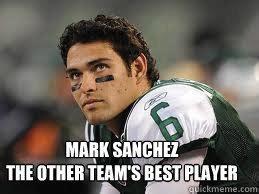 Mark Sanchez Memes - mark sanchez jokes kappit