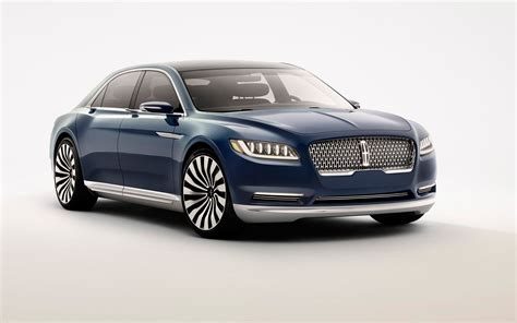 2015 Lincoln Continental Concept Wallpaper   HD Car Wallpapers