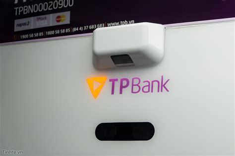 tp bank tpbank ra mắt trạm vtm hiện đại v 224 đa năng hơn atm m 225 y