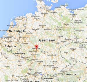 on map of where is offenbach on map germany world easy guides