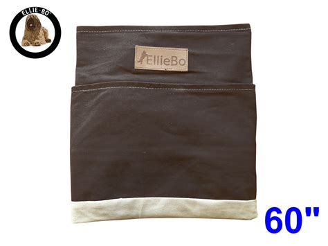 Bedcover Jumbo 300x250 ellie bo jumbo 60 inch replacement brown and striped bed cover only cages co uk