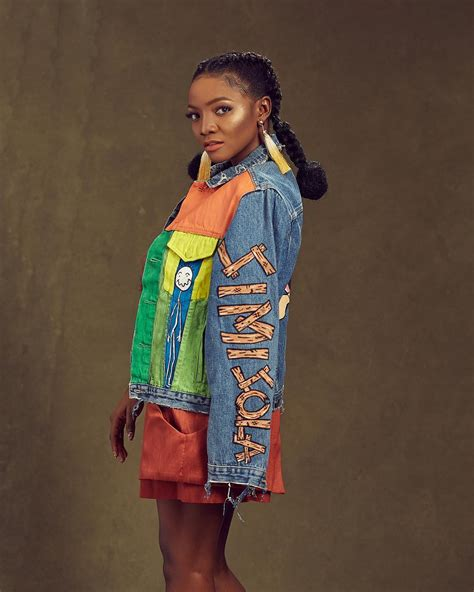 biography of nigerian artist simi a lot of nigerian men feel self entitled singer simi