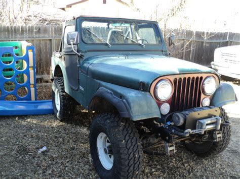 green jeep cj 1980 jeep cj 5 green 4x4