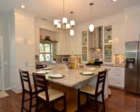 Eat In Kitchen Furniture by Eat In Kitchen Table Designs Traditional Kitchen With