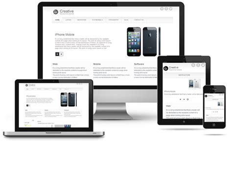 job portal responsive website template 57619 by wt lexi responsive theme drupal org