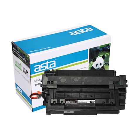 Toner Q6511a for hp q6511a black compatible laserjet toner cartridge for laserjet 2400 2420 2430 asta