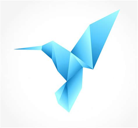 Origami Logo Tutorial - 35 photoshop illustrator logo design tutorials web