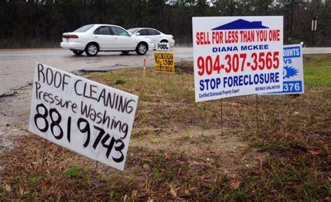 we buy houses bandit signs bandit signs