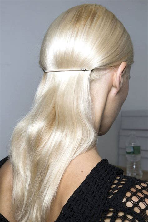 hair trends  designer hair accessories hairstyles