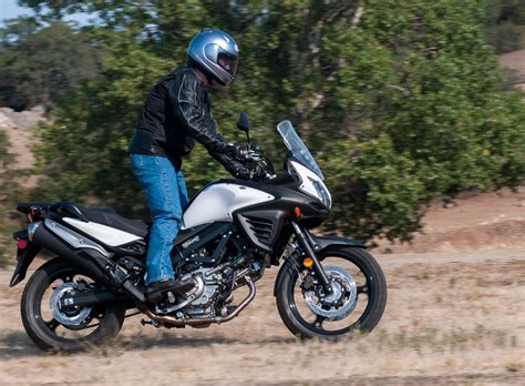 2013 Suzuki V Strom 650 ABS: MD Ride Review
