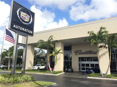 West Palm Cadillac by Autonation Cadillac West Palm West Palm