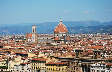 best airport for florence the best rooftop restaurants with a view in florence
