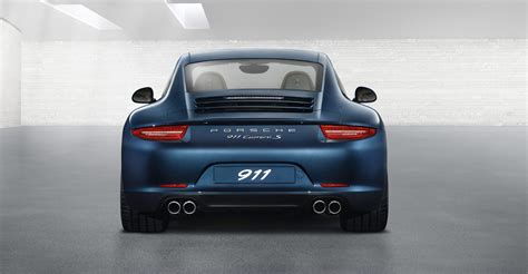 porsche 911 back new porsche 911 porsche 991 in details porsche review