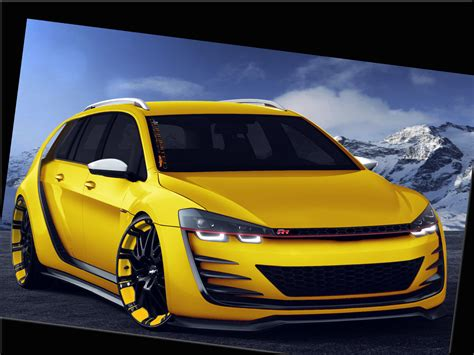 Auto D Rr by Vw Golf 7 Variant Rr By Unlimited Concept On Deviantart
