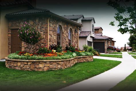 denver landscape design denver lawn care