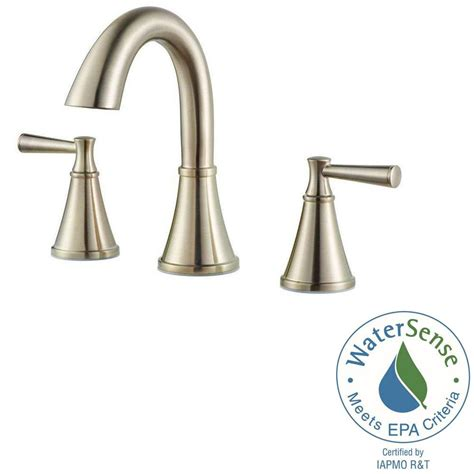 Arc Plumbing And Heating by Pfister Cantara 8 In Widespread 2 Handle High Arc