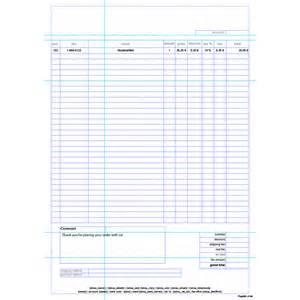 English Invoice Template Invoice Pdf Pro Standard Invoice Template English
