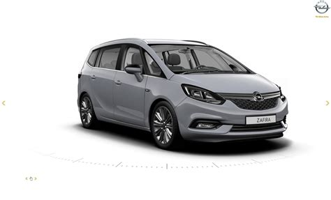 opel zafera this is likely the facelifted 2017 opel vauxhall zafira