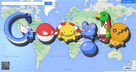 google images pokemon pokemon go came about due to google s pokemon april fools