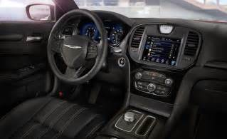 Interior Of Chrysler 300 Car And Driver