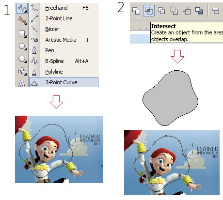 membuat gambar jadi transparan dengan corel cara membuat objek transparan di corel draw x6 vector cdr dll
