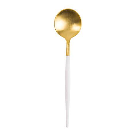 White Cutlery 1 buy cutipol goa cutlery set 24 matt white gold amara