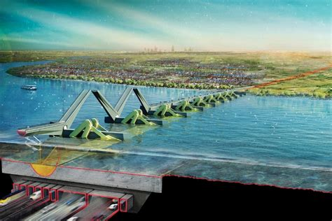 thames barrier sustainability london under sea