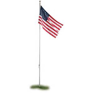 clip on solar lights classic ez pole flag system 506548 flags
