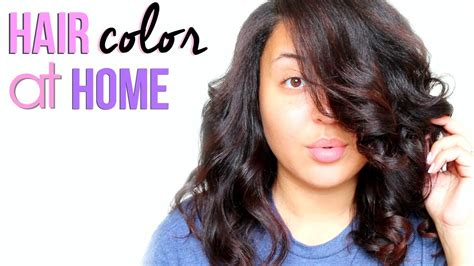 how to color your hair at home hair color tips from a