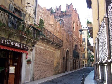 Verona Casa Di Romeo by Monumenti Di Verona Casa Di Romeo