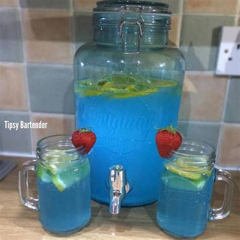Blue Punch Recipe Baby Shower by 100 Blue Punch Recipes On Blue Hawaiian Punch