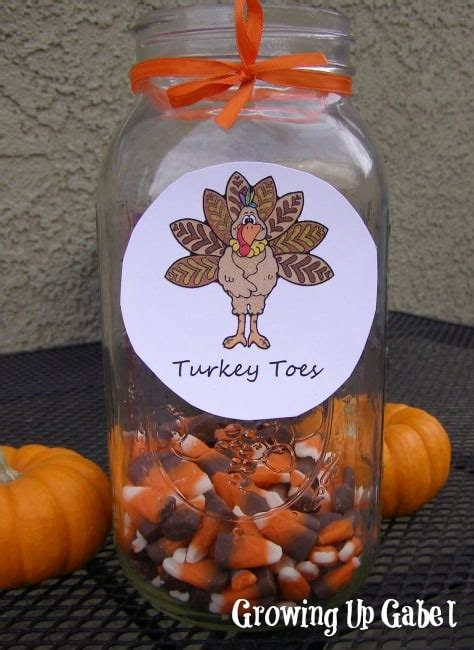 printable turkey toes 16 last minute thanksgiving ideas wait til your father