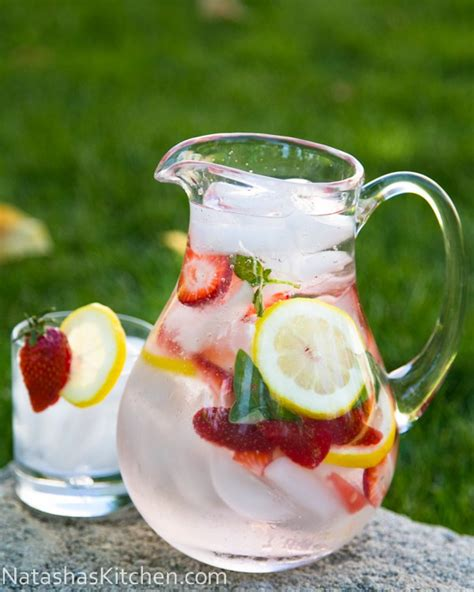 Flavored Detox Water by Naturally Flavored Water Detox Water Recipes