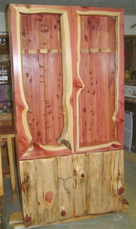 Cedar Gun Cabinet by Cedar Gun Cabinet Plans Pdf Woodworking