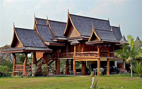 home architect top companies list in thailand thai house or farang 1 story or 2 my thai village